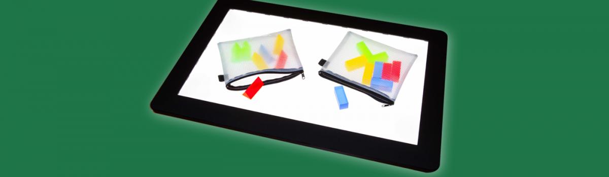 Neue Mash-Bags für logische Bläöcke und 3D-Formen